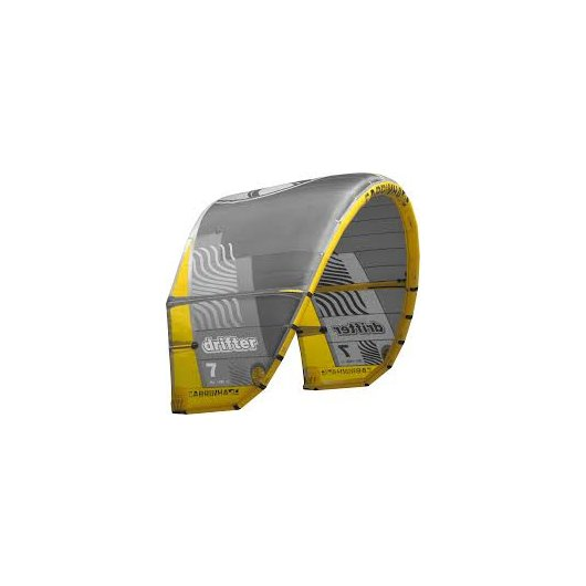 Cabrinha Drifter 2019 10 m² C3 grey/Yellow