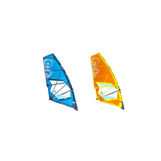 GA Sails Manic 2019 6.2 blue